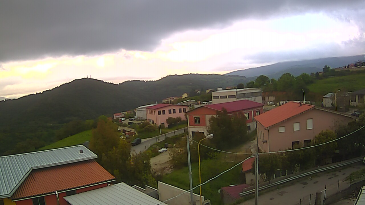 Ufficio Web Alta Pianura Veneta : Webcam meana sardo live « 3b meteo